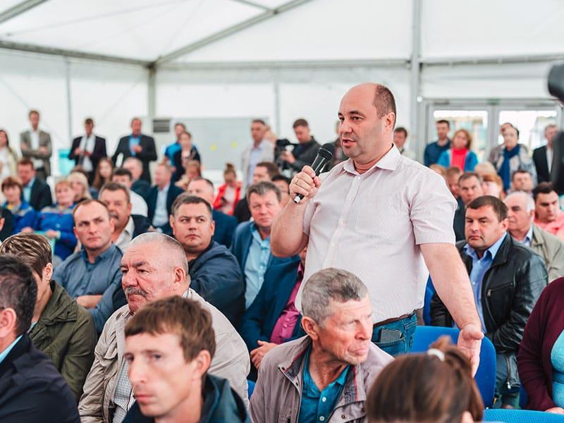 Деловая встреча ведущих предприятий Перми