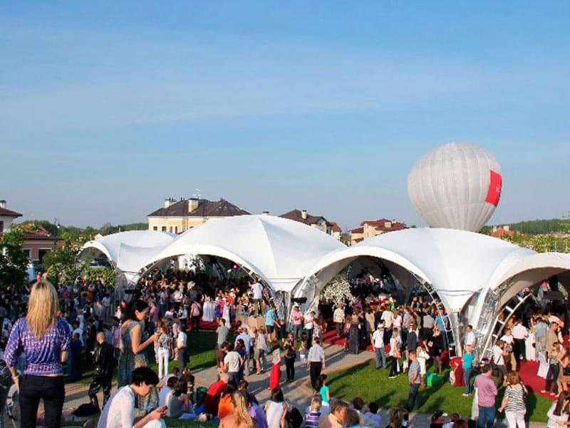 Организация фестиваля