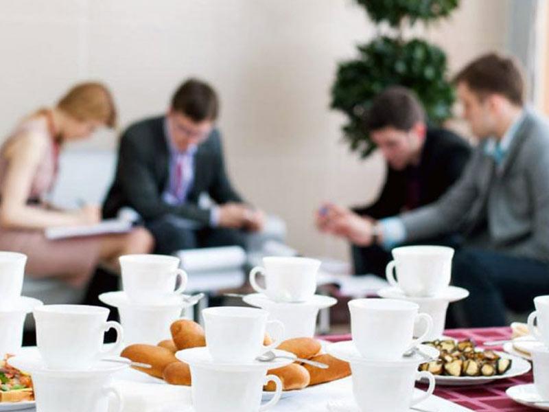 Услуги в организации деловых мероприятий