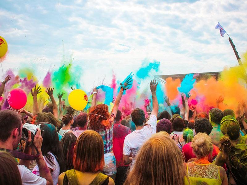 Проведение массовых культурных мероприятий в городе